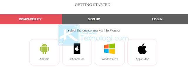 iKeyMonitor adalah aplikasi mata-mata yang dapat Anda gunakan untuk melacak telepon, merekam setiap penekanan tombol dan menangkap pesan teks pada ponsel target.