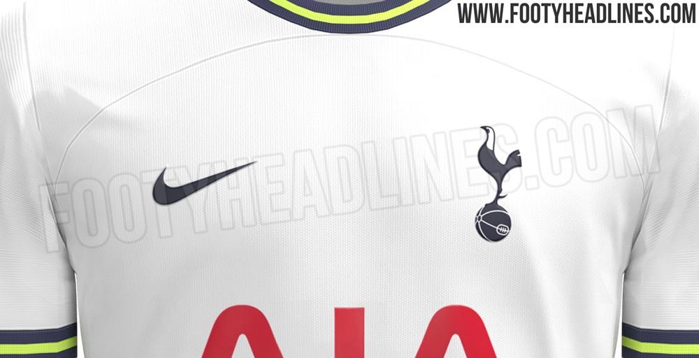Exclusive Tottenham Hotspur 22 23 Home Kit Leaked Footy Headlines