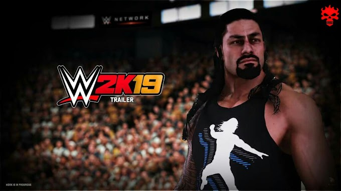 wwe2k19 Download Apk and Obb files For Android Free