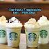 Starbucks Happy Hour Frappuccino Beli 1 PERCUMA 1!