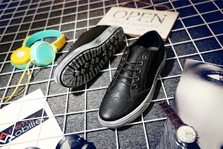 Sepatu Keren Pria Model Terbaru Mei 2016