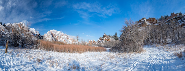 Roxborough State Park, Fountain Valley Trail