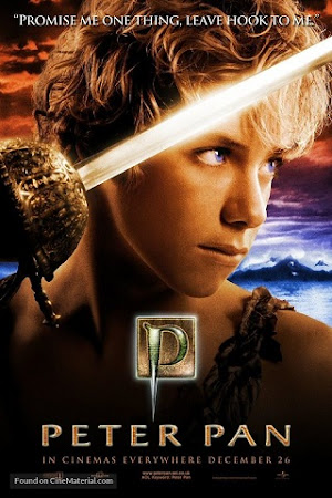 Poster Of Peter Pan In Dual Audio Hindi English 300MB Compressed Small Size Pc Movie Free Download Only At worldfree4u.com