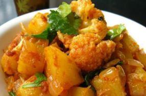 How to make Aloo Gobhi by Chef BlackMirch 2020