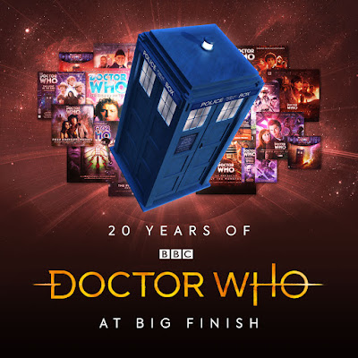 doctor who sale big finish