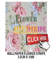 http://www.butikwallpaper.com/2018/05/flower-stripe.html