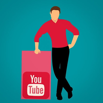 Become a YouTuber - online business ideas