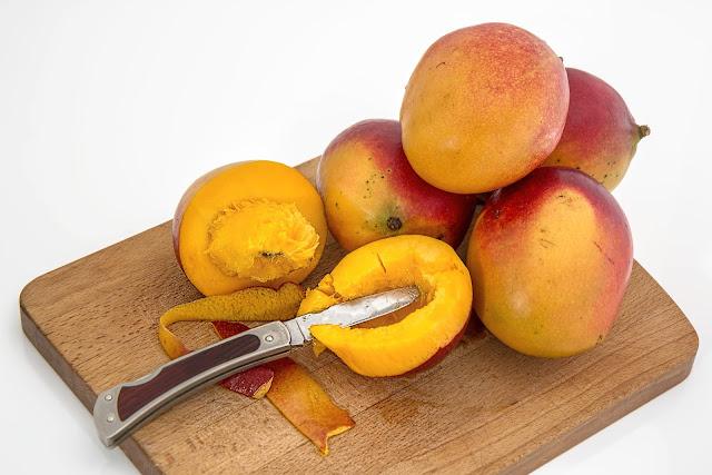 Benefits of Mango Peel