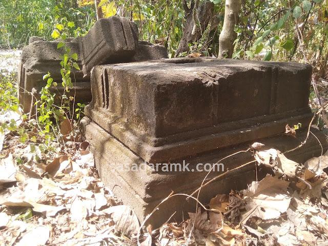 Yoni Situs Glapan, Gubug Grobogan