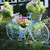 10 Υπέροχες Ιδέες για να διακοσμήσεις τον Κήπο σου με παλιά αντικείμενα!