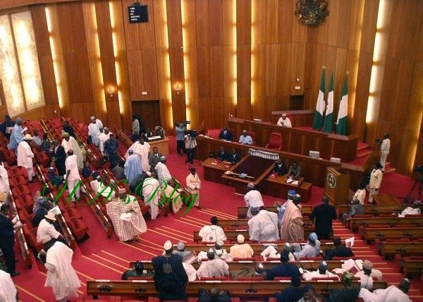 BREAKING: Senate, IGP In Closed-Door Meeting