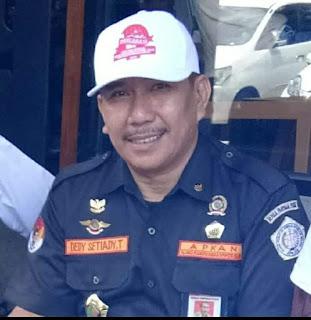 """Ketua DPP APKAN RI """"Penetapan Nomor Urut Paslon Pilwali Makassar Itu Angka Kramat"""