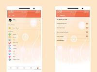 BBM MOD Candy Light v3.3.2.31 APK Terbaru Gratis
