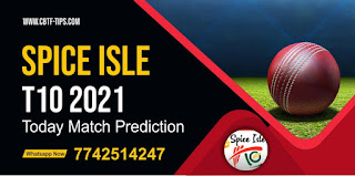 CC vs SS Dream11 Team Prediction, Fantasy Cricket Tips & Playing 11 Updates for Today's Spice Isle T10 2021 - 5 Jun 2021