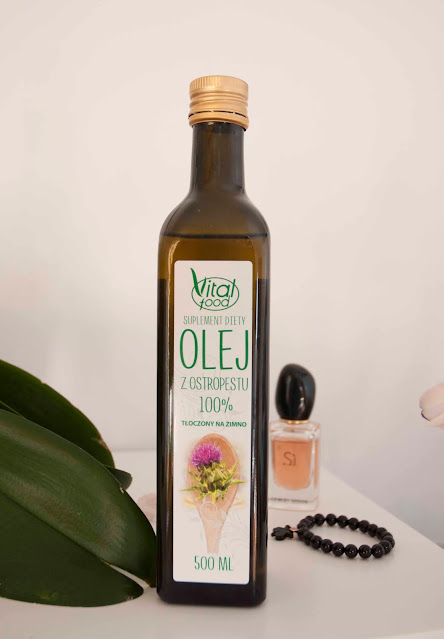 Olej z ostropestu, właściwości, olej tłoczony na zimno