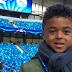 Wow! Masih 9 Tahun, Anak Kluivert Sudah Dikontrak oleh Nike
