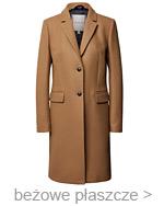 camelowe beżowe płaszcze damskie