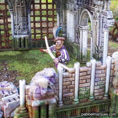 Warcry: muros en ruinas