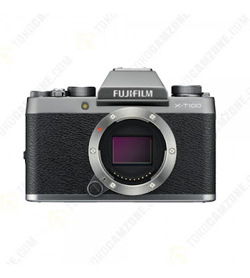Fujifilm X-T100 Mirrorless Digital Camera Firmware Latest Driverをダウンロード