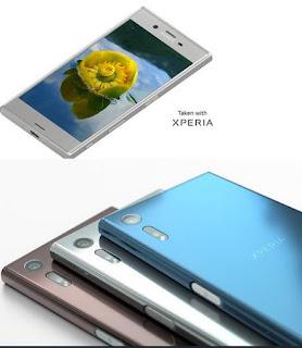 Sony smartphones, Sony Xperia, Sony Xperia XZ. Blur-free photos.