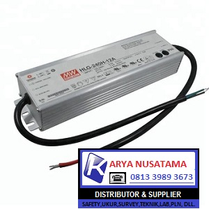 Jual Power Supply HLG -480H MEAN WELL LED Driver di Purwokerto