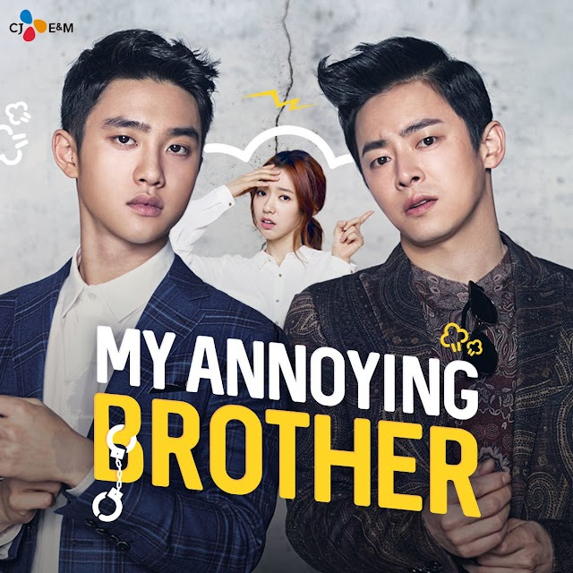 Tonton Korean Movie My Annoying Brother (Korean Movie starring Do Kyung Soo dan Jo Jung Suk)