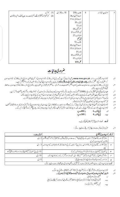 Military Engineer Services jobs 2021-MES Jobs 2021
