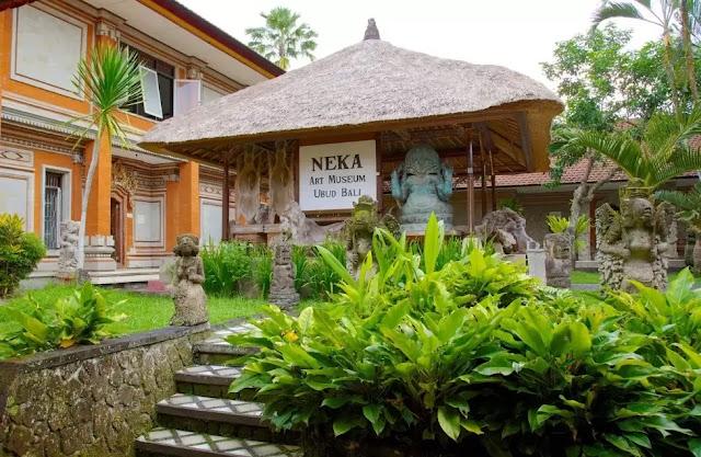Museum Neka Ubud, Destinasi Travelling dengan Koleksi Seni Tingkat Tinggi