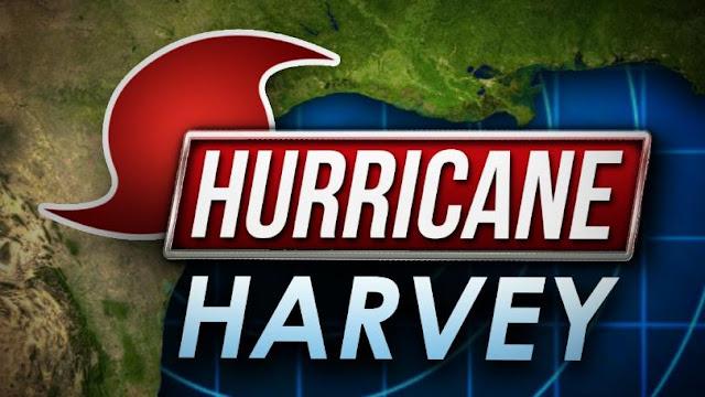 Hurricane Harvey Be Safe