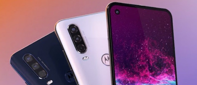 Motorola One Action with triple rear-camera goes official