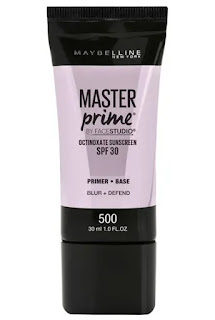 face primer for oily skin
