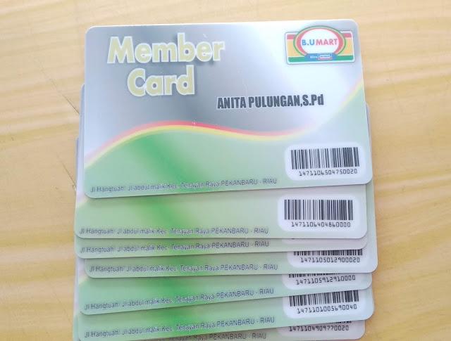 Member Card Super Market