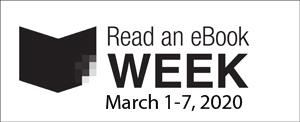 Read an Ebook Week - simple event design