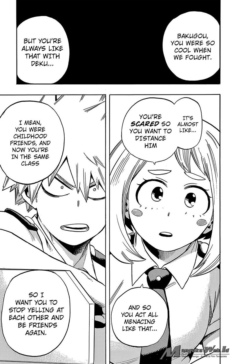 Boku no Hero Academia Chapter 145-17