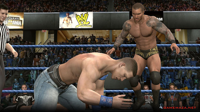 WWE RAW Ultimate Impact 2010 Gameplay Screenshot 2