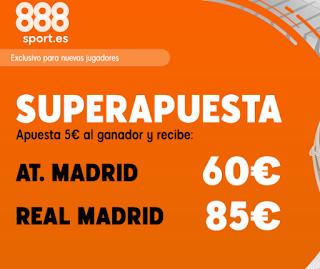 888sport superapuesta liga Atletico vs Real Madrid 28 septiembre 2019