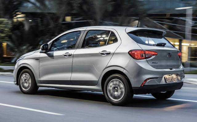 Fiat tem descontos para Mobi, Argo, Cronos e Toro até hoje