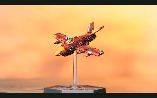 Dakkajet Aeronautica Imperialis