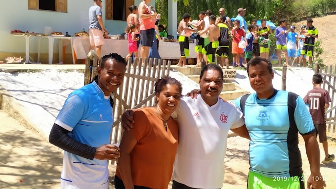 MANDATO EM AÇÃO | Vereador Cícero confraterniza com moradores da zona rural de Conquista