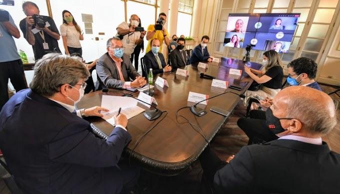 Governo federal deve oferecer garantia à Paraíba para empréstimo do BID