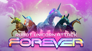 Robot Unicorn Attack 3 v1.1.1