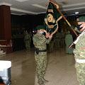 Prajurit Kostrad Sambut Calon Pangkostrad Baru Mayjen TNI Eko Margiyono