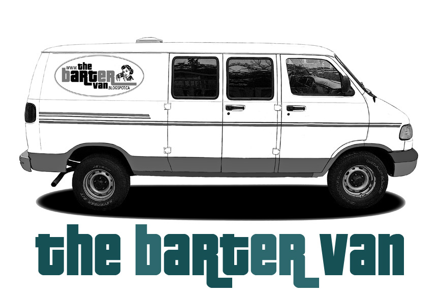 The Barter Van