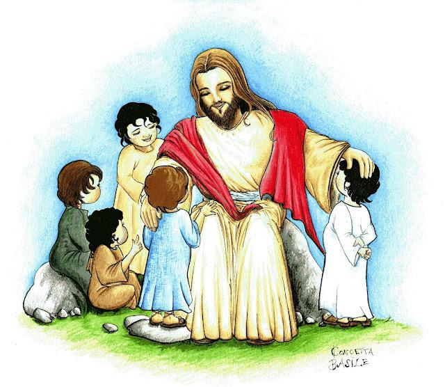 Iscrizioni al catechismo per la Prima Elementare