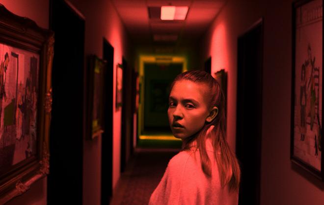 Sydney Sweeney en alucinación