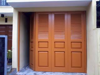 10 Desain Pintu Lipat Minimalis Terbaru Rumah Masa Kini gambar 7
