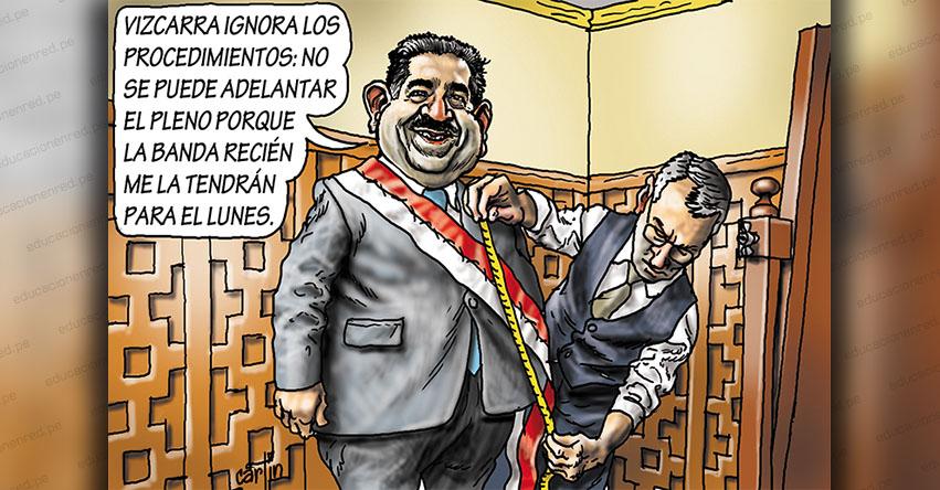 Carlincaturas Sábado 7 Noviembre 2020 - La República