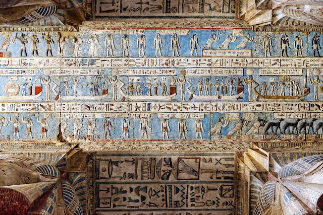 Templo de Dendera, Egipto