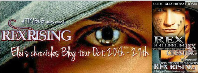 Elei's Chronicles blog tour with Giveaway!!