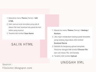 Unggah XML